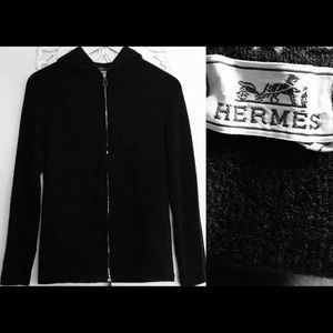 Hermès 💯% authentic vintage cashmere sweater